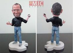 figurine steve job