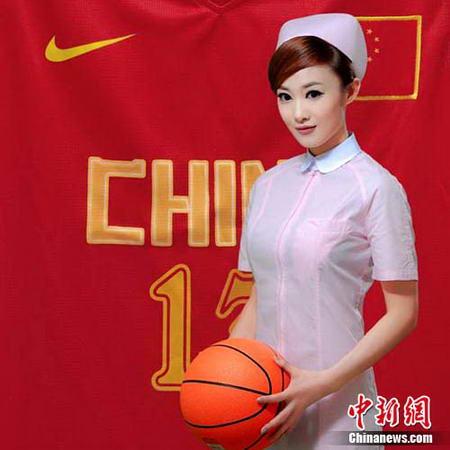 infirmière basket