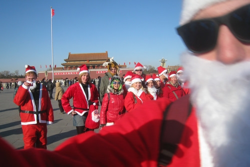pere Noel Chine