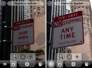 traduction word lens