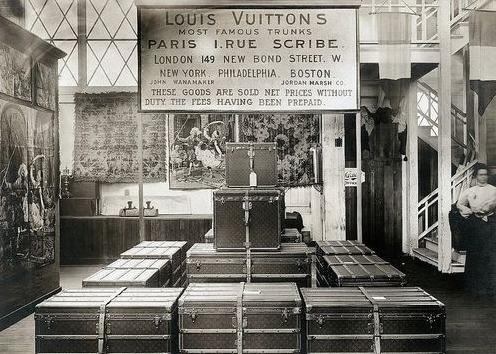 8b261463d150 Louis Vuitton en Chine - Marketing Chine