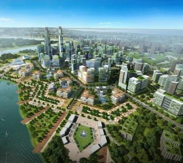Tianjin en 2050