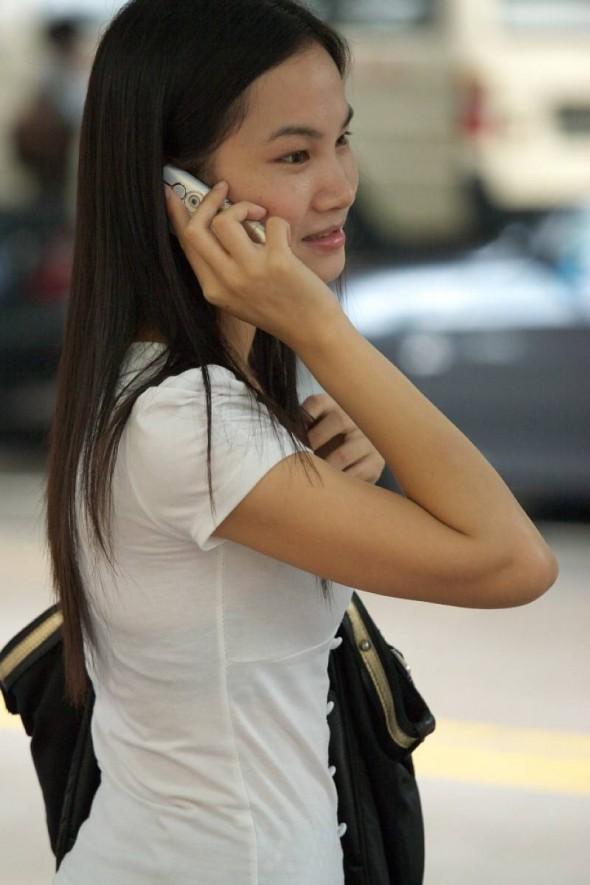 Le marché des téléphones portables en Chine.