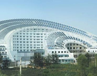Dezhou la ville écologique chinoise