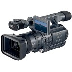 La camera video