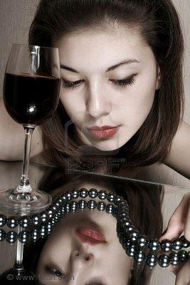romantique vin chinoise