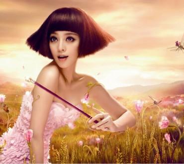 Fan Bingbing, l'ambassadrice du Glamour en Chine