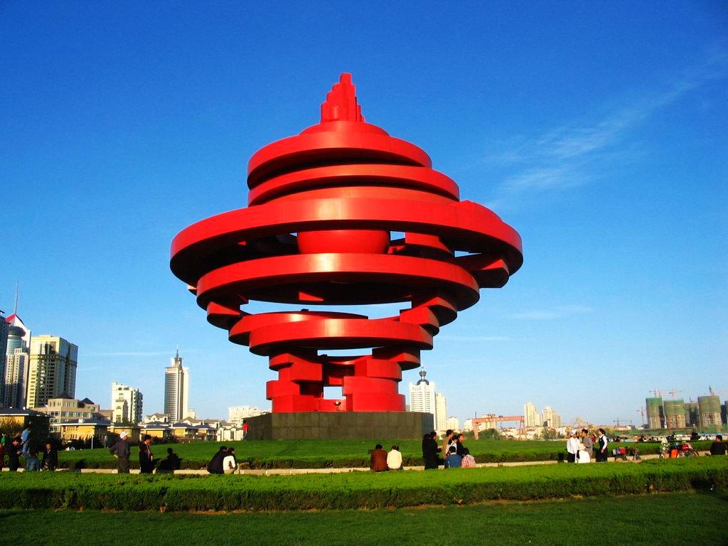 Qingdao une ville d'avenir