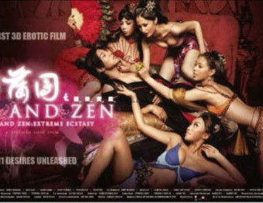Le 1er Film Porno en 3D à Hong Kong Sex and Zen