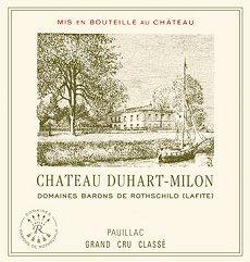 chateau duhart milon