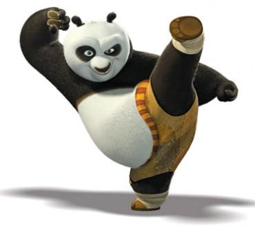 L'arrivée du Panda