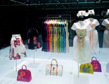 L'exposition Voyages de Louis Vuitton au musée National de Chine
