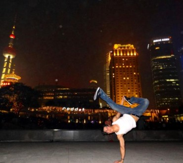 Un français Roi du Hip Hop à Hong Kong
