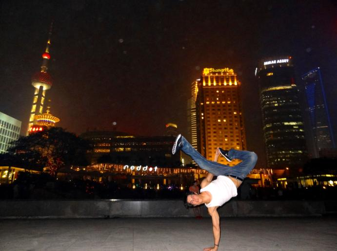 hip hop en Chine