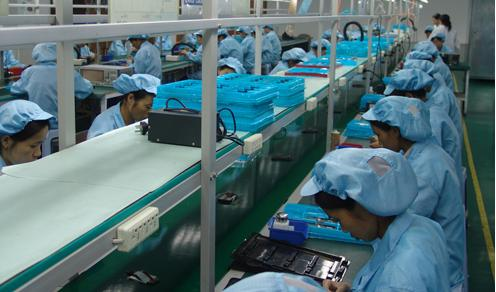 industrie manufacturiere chine