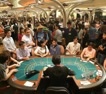 Macao casino et Poker