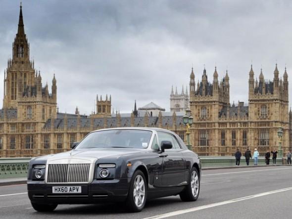 Rolls Royce prépare l'année du dragon en Chine