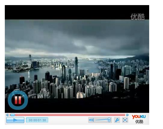 Publicité Film d'action pour la marque Cadillac en Chine