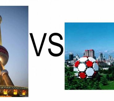 Shanghai VS Dalian