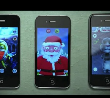 Apple souhaite Joyeux Noël