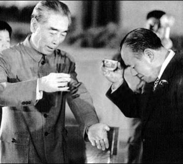 «Boire Cul Sec» une tradition en Chine