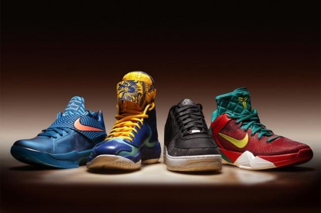 basket nike en chine