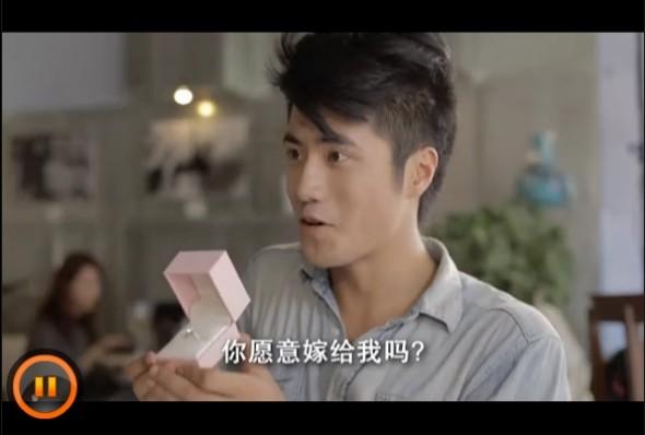 La Communication d'une marque de Bijoux chinoise