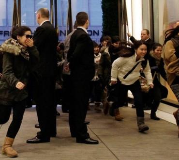 Les touristes chinois accro au shopping