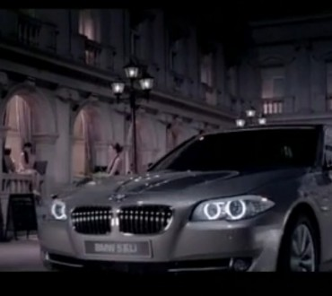 BMW : China Dark Light Theatre