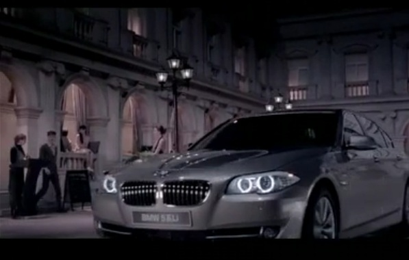 BMW : China Dark Light Theatre