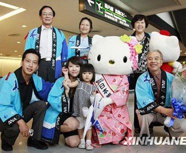 Le Phénomène Hello Kitty en Chine
