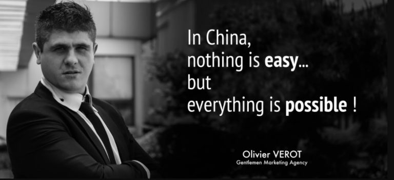 In China nothing is easy