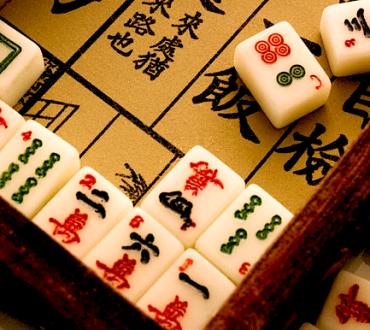 Mahjong, le jeu coup de coeur des chinois