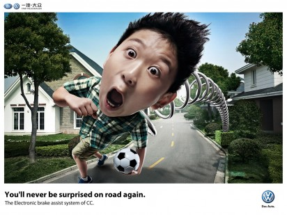 Volkswagen: vous ne serez plus jamais surpris sur la route!