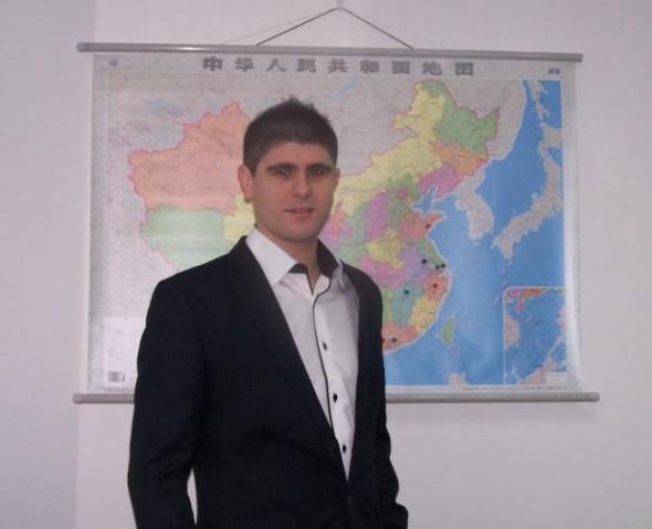 Mon histoire en Chine