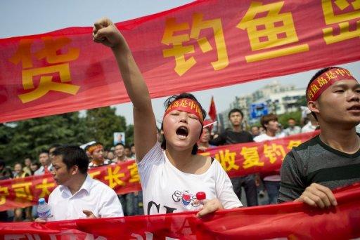Les marques Japonaises connaissent une crise en Chine