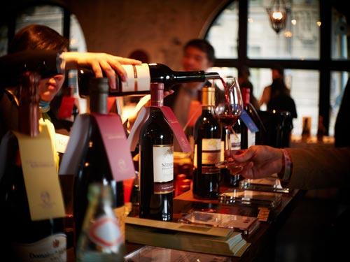 vin importe chine