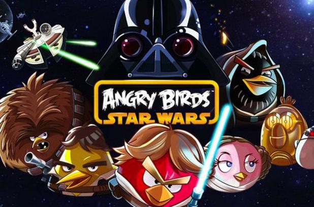 Publicité Angry Birds Chine
