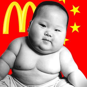 L'obésité en Chine