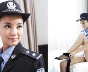 Condamnation d'un mannequin chinois qui jouait au policier