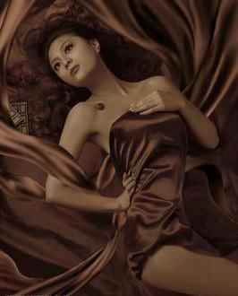 Les chinois et le chocolat importé