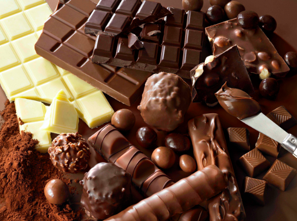 Chocolats importés