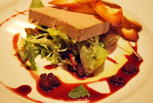 Le marché du foie gras en Chine