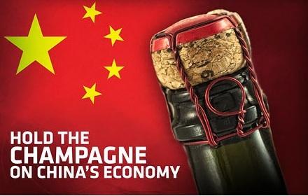 Champagnes et vins pétillants en Chine