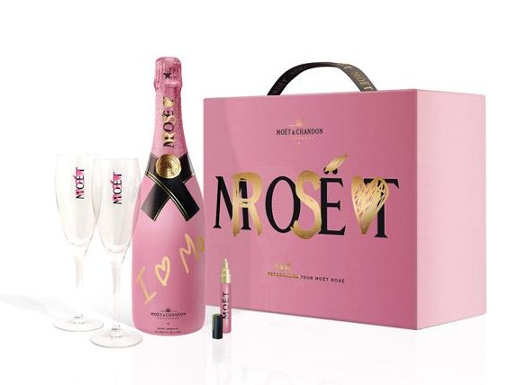 La communication de Moët & Chandon en Chine