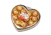 Tresor Dore imitation Ferrero Rocher