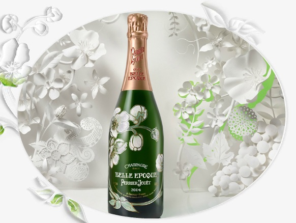 La communication de Perrier-Jouët en Chine