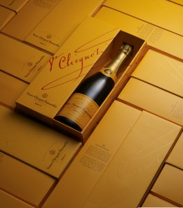 Veuve Clicquot Packaging classique