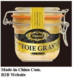 foie gras pehigord