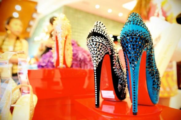 Louboutin : la chaussure qui marche